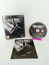 Call of Duty Black OPS II PS3 Playstation 3 Completo!!