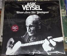 2 LP Vinyl ASIK VEYSEL Klasikleri Uzun ince bir   Legendary Turkish Folk Poet