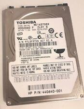 """Disco duro Toshiba 160 Gb SATA 2,5"""""""