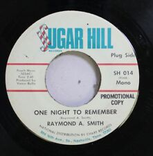Country Promo 45 Raymond A Smith - One Night To Remember / Roll Train Roll On Su