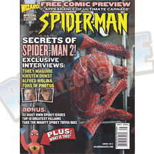 WIZARD SPECIAL EDITION SPIDER-MAN VF