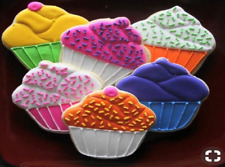 Cupcake Cookie Pastry Biscuit Cutter Icing Fondant Baking Bake Kitchen Fun Cute