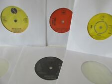 """Vinyl Record 7"""" White Poly-Lined Anti-Static Sleeves (100)"""