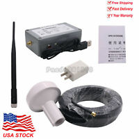 Indoor GPS Signal Repeater Amplifier Transfer L1 BD2 Full Kit 15M Distance panUS