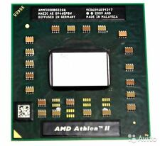 Laptop Cpu Processor Amd Athlon Ii 2Ghz Amm300Db022Gq Toshiba L505D Tested