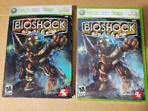 NEW Bioshock Xbox 360 Sealed with Holo Sleeve WATA VGA