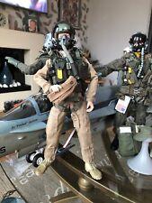 Bbi 1:6 US Navy Top Gun F-14 Tomcat Pilot TopHatters