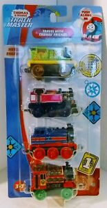 """Thomas & Friends Metal Trackmaster PUSH ALONG """"TRAVEL WITH THOMAS' FRIENDS"""""""