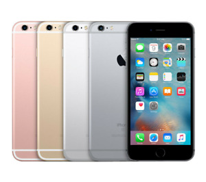 Apple iPhone 6s 16GB 32GB 64GB 128GB Factory Unlocked Excellent Condition