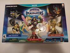 Skylanders Imaginators: Starter Pack (Nintendo Wii U, 2016) Brand New W/GAME