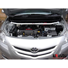 TOYOTA VIOS (2007)/ YARIS (OLD) ULTRA RACING 2 POINTS(1 Hole)  FRONT STRUT BAR