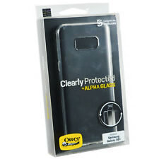 Genuine OtterBox Clearly Case Cover Screen protector for Samsung Galaxy S8+ PLUS