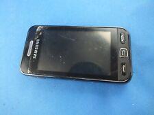 Original Samsung estado gt-s5230 negro Top estado simlockfrei m protector de pantalla