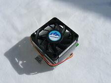 Ibm 22p4368 X220 S370 Netvista Ventilador Disipador De Calor Con Clip De Montaje Y Conector