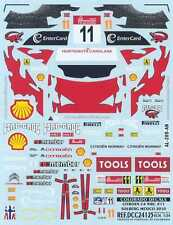 Colorado Decals 1/24 CITROEN C4 WRC #11 MEXICO SOLBERG