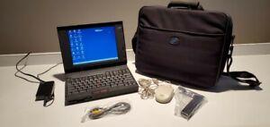 Vintage IBM Thinkpad 755CX Laptop - Tested Windows 98 and Office 2000
