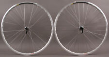 Mavic Open Pro Silver UST Shimano 5800 Hubs 32h Road Bike Tubeless Wheelset QR