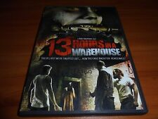 13 Hours In A Warehouse (DVD  2008 Widescreen)  Danny Salmen Used Thirteen