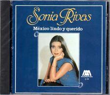 Sonia Rivas: Mexico Lindo y Querido (CD, 1990, Microfon)