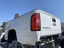 2014-19 Chevy Colorado 6' Crew Cab Long Truck Bed Pickup Box
