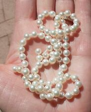 Mikimoto Japanese Akoya Saltwater Loose Pearls - 6 mm