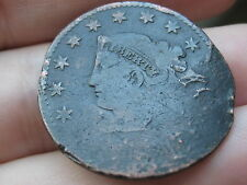 1831 Matron Head Large Cent Penny- Large Letters