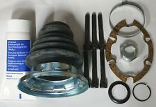 Audi Seat Skoda VW CV Boot Kit C V Constant Velocity Joint Grease Bolts Gasket