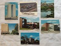 Lot 7 Postcards Minneapolis MN Nicollet Mall Walker Art Center Canterbury Downs