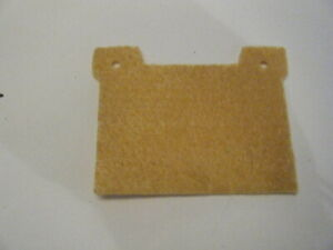 NEW SOLO AIR FILTER   PN 00-10-130