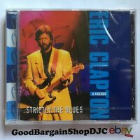 Eric Clapton - Strictly the Blues (CD, 2008) *New & Sealed*