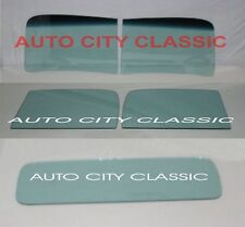 1939 1940 CHEVROLET PICKUP TRUCK GLASS 2 PC WINDSHIELD DOORS BACK GB 39 40 CHEVY