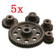 5pcs Motor Ritzel Zahnrad 17T-64T 3.175mm/5mm Schaft für RC 1/10 HSP 94111 941 -