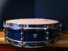 Rare MDK Accentor #05194 - Custom Made-Blue Onyx-10 LUG Snare-NonProfit Org