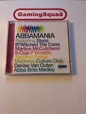 Abbamania CD, Supplied by Gaming Squad Ltd