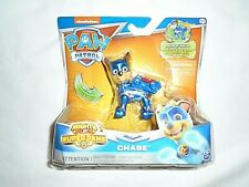 "Nickelodeon Paw Patrol Mighty Pups Super Paws Chase ""NEW"""