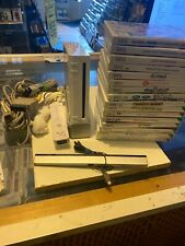 Nintendo Wii Console And 16 Games