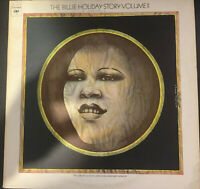 The Billie Holiday Story Vol. II Columbia Mono Double LP