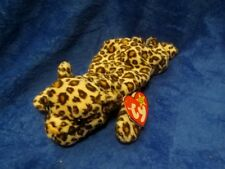 Ty Beanie Baby Freckles 4th Generation Hang Tag & 3rd Gen Tush Tag With Sticker