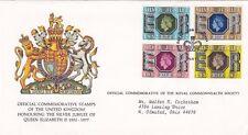 1977 jubilé d'argent Royal Commonwealth Society Windsor SHS extrêmement rare