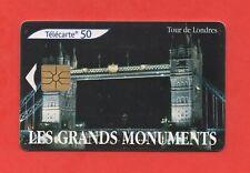 Télécarte - La tour de LONDRES  (A6479)