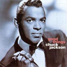 "CHUCK JACKSON  ""GOOD THINGS""  24 TRACKS OF NORTHERN SOUL, SOUL & CLUB CLASSICS"