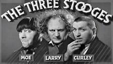 16mm--Loco Boy Makes Good--3 Stooges-Curly