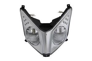LED Scheinwerfer Chinaroller Roller Revonec GTX Motorroller Longjia
