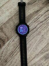 Garmin Forerunner 245 Music 42,3mm Caja Negra, Correa Negra GPS Reloj