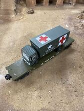 Lionel Us Military Medical Truck & Carrier