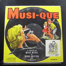 Various - Musi-Que Volume VI Light Comedy & Heavy Activity LP VG+ BR-1039 Record