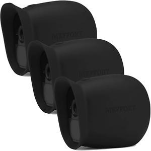Arlo Pro 2 Wireless Camera Case Soft Silicone Skin Sun Cover Weatherproof 3 Pack