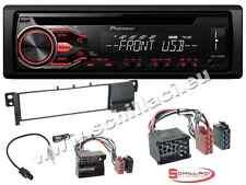 Pioneer DEH-1900UB autoradio CD/USB + Kit montaggio per BMW serie 3 E46