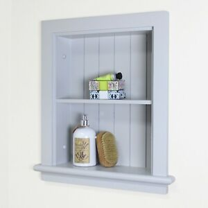 Recessed Aiden Wall Niche by Fox Hollow Furnishings (14x18) - 5+ colors!