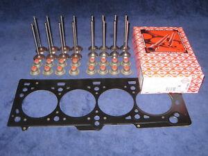 16x Vannes Lot Joint de Culasse Visser Renault 1,4 1,6 16V Clio Scenic